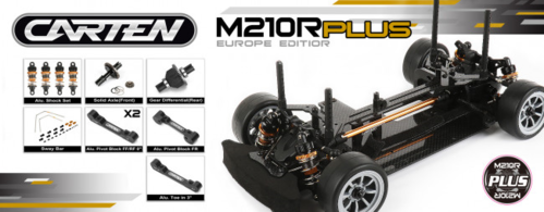 Carten M210R Plus (Europe Edition)