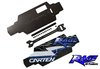 Rage Team Carten UK 225 Chassis Kit With Alloy Spine
